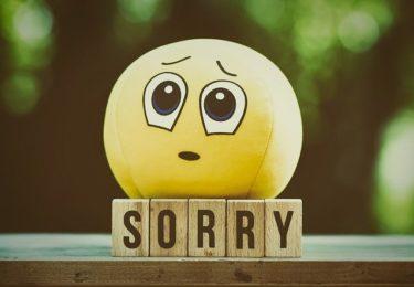 謝罪術「追及を逃れるテクニック」日大アメフト部の事例も書いています。